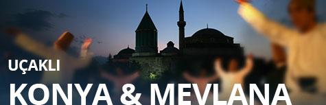 Konya & Mevlana & Şeb-i Arus