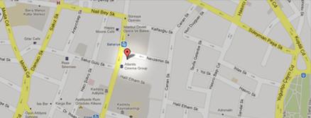 Haritayı google map'de görüntüle