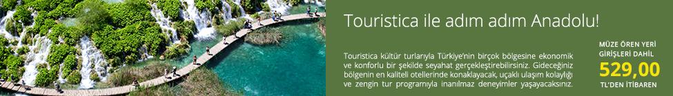 touristica ile adım adım anadolu kültür turları