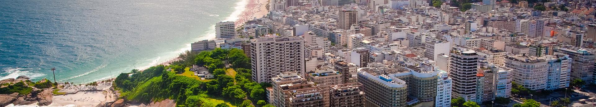 Rio De jenario Panoramik