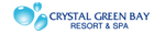 Crystal Green Bay Resort Spa logosu