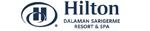 Hilton Dalaman Sarıgerme Resort Spa logosu