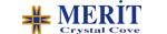 Merit Crystal Cove Hotel logosu