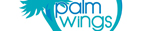 Palmwings Beach Resort logosu