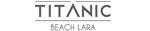 Titanic Beach Lara logosu