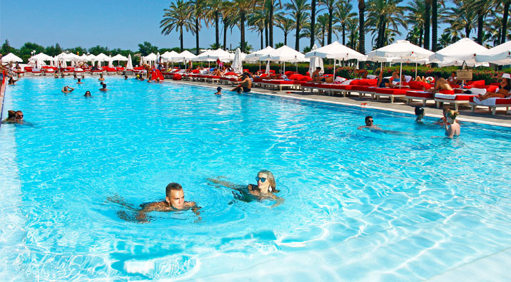 Royal Adam Eve Hotel, Belek