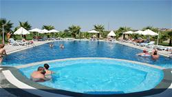 Amelia Beach Resort Hotel Spa, Side