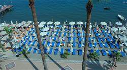 Begonville Beach Hotel, Marmaris
