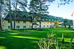 Büyük Abant Oteli, Abant