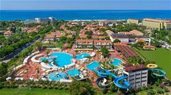 Club Hotel Turan Prince World, Side