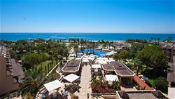 Crystal Tat Beach Golf Resort Spa, Belek