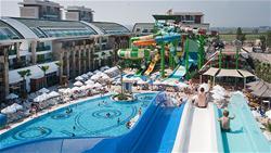 Crystal Waterworld Resort Spa Boğazkent, Belek