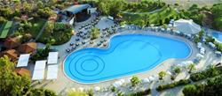 Justiniano Club Park Conti, Alanya