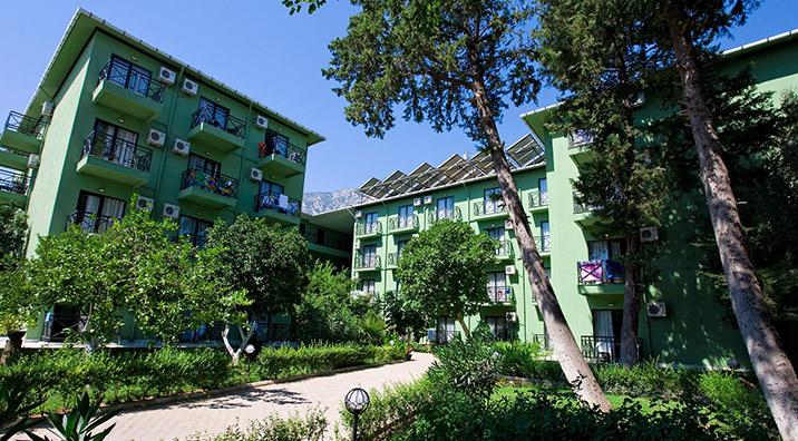 Larissa Beldibi Hotel