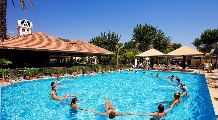 Larissa Club Akman Park, Kemer