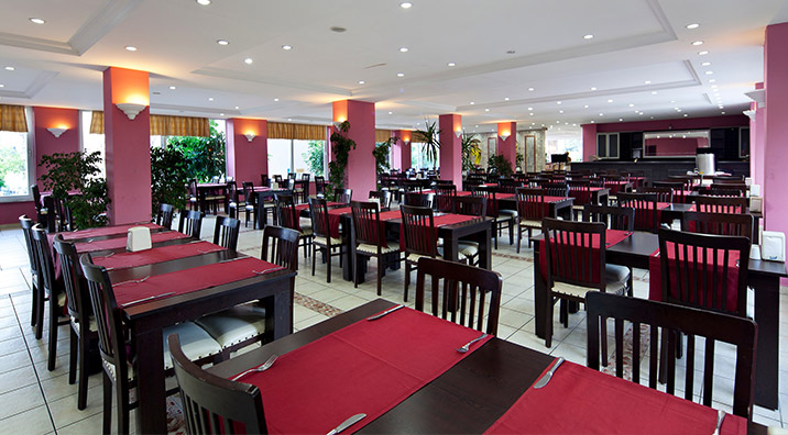 Larissa Garden Hotel, Kemer