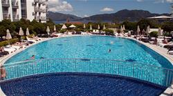 Luna Beach Deluxe Hotel, Marmaris