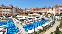 Royal Alhambra Palace Hotel, Side