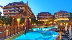 Royal Dragon Hotel, Side
