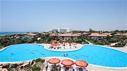 Starlight Resort Hotel, Side