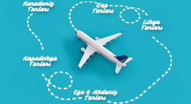 Uçaklı Popüler Turlar