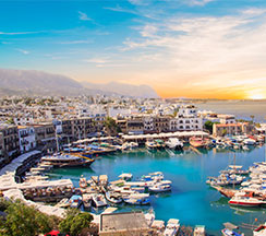 Kıbrıs Tatil Fırsatı! Uçak Dahil Avantajlı Tatil Paketleri Touristica'da!