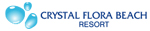 Crystal Flora Beach Resort logosu