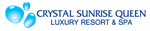 Crystal Sunrise Queen Luxury Resort Spa logosu