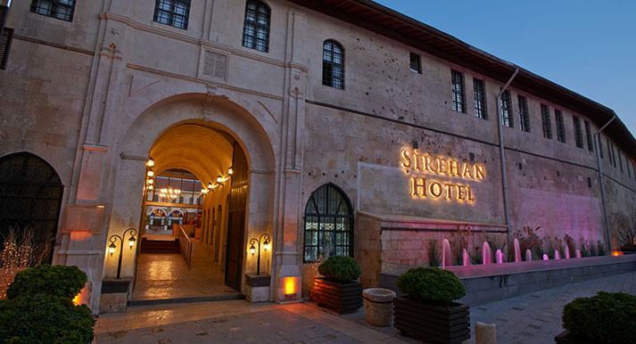 Gaziantep irehan hotel gaziantep otelleri touristica for Gaziantep hotel