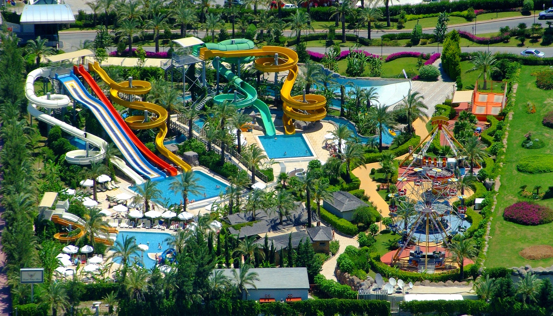 Отели турции для детей