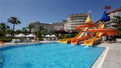 Saphir Resort Spa, Alanya